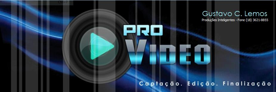 Video e Filmagens