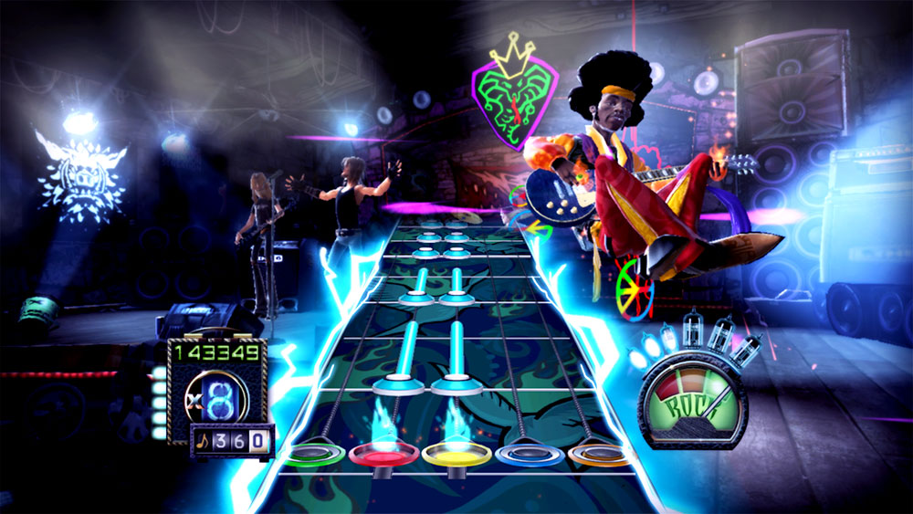 Guitar Hero 3: Legends of Rock [Repack] [Mega]