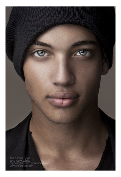 Black Boys with Pretty Eyes