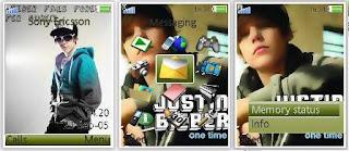 Justin Bieber Theme