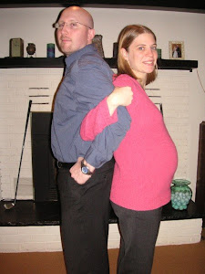 Alys and Jeremy at 26 Weeks
