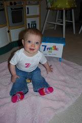 Ella at 7 Months