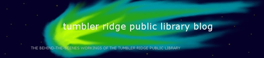 Tumbler Ridge Public Library Blog