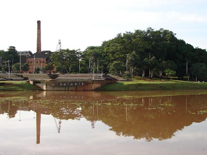 Anfiteatro da Represa e Swift