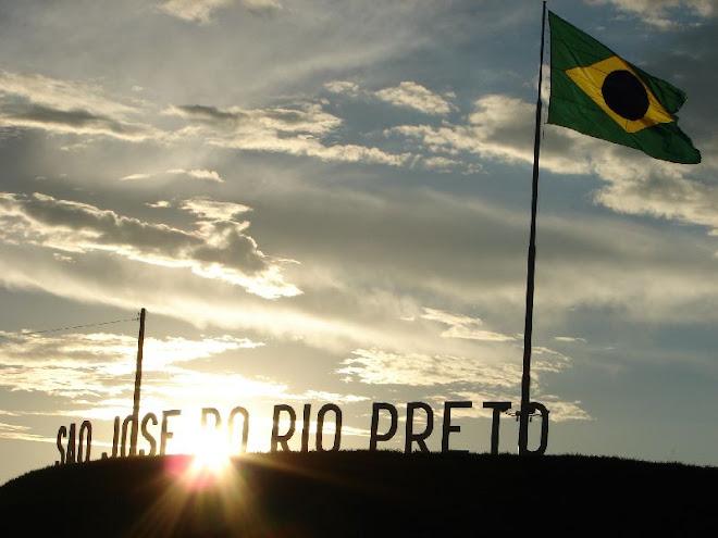Bem vindos a SÃO JOSÉ DO RIO PRETO.......