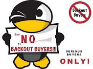 Say No to Backout Buyer !!