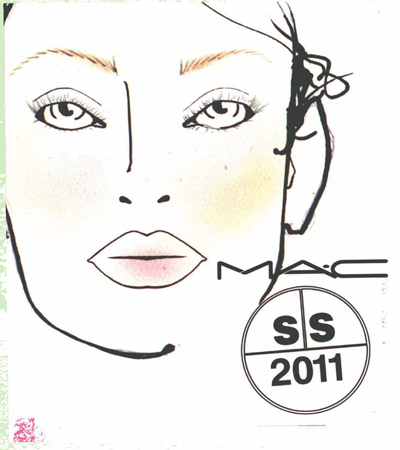 blank makeup face charts. images Mac makeup face charts