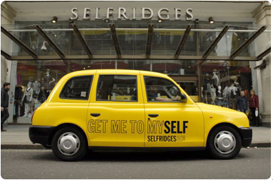Dayuse.com Taxi Advertising in London | Taxi Advertising