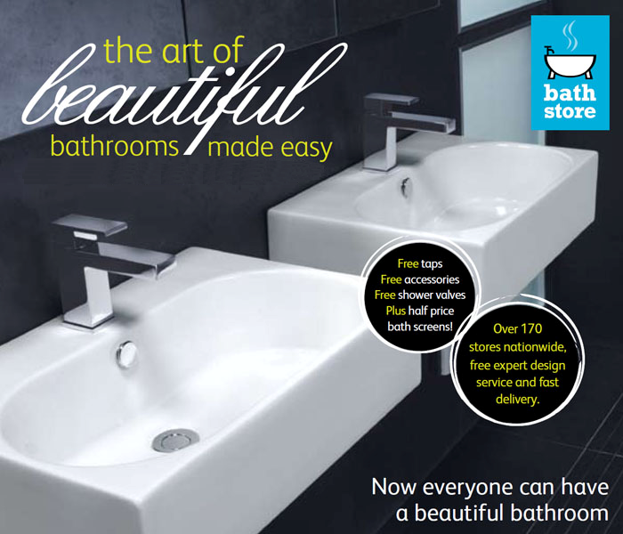 The latest Tweets from bathstore (@bathstore). The UK's largest bathroom specialist with stores nationwide & an award winning website. We can make your dream bathroom a reality!