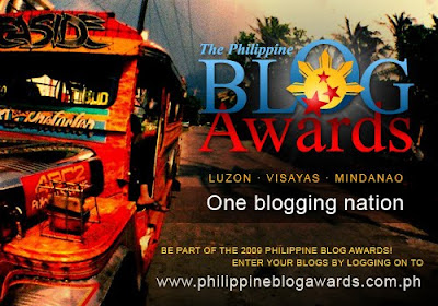 2009 Philippine Blog Awards - Luzon Winners
