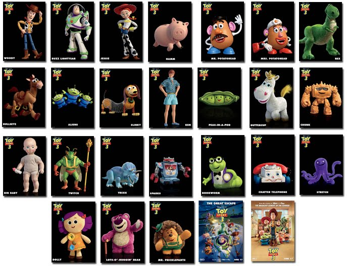 Toy Story Character List : Ph lifestyle ™ june