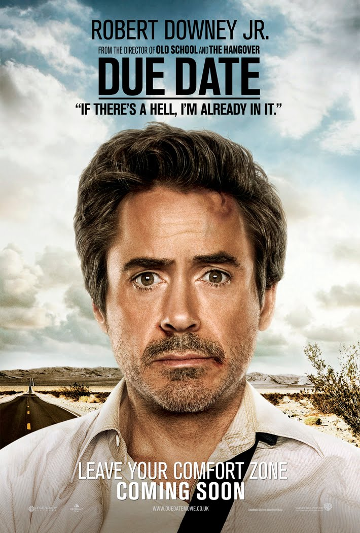 "robert downey jr. due date. ""Due Date"" also stars"