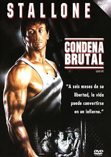 Condena Brutal / Encerrado / Lock Up Poster