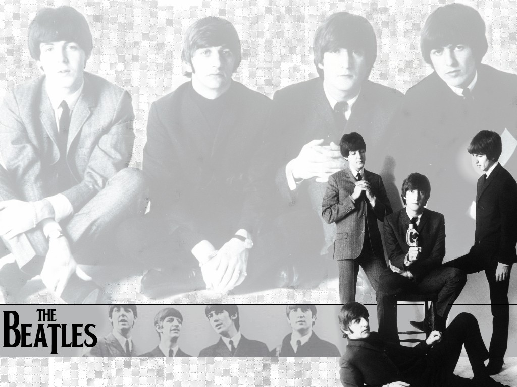 A few more Beatles wallpapers, in my opinion not as cool as the other I