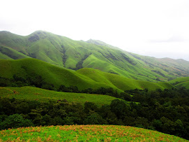 Kudremukh  mountain range -2009