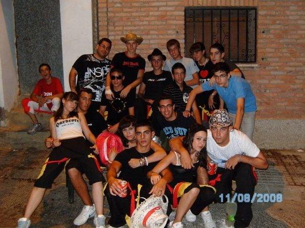 """fiestas Escatronn 2009 """" KOLOKON"""""""