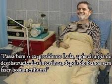 Lula pós operatório