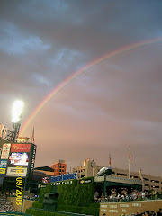 Rainbow over the Copa