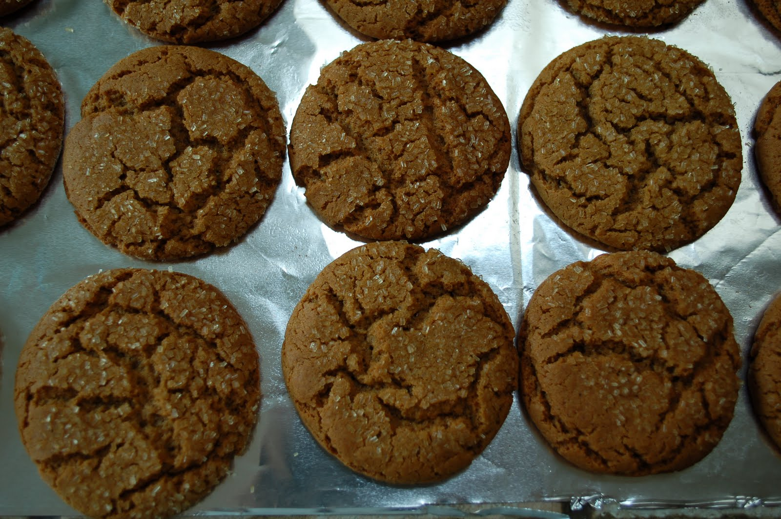 ... Spice Garden: The Best Soft Molasses Cookies You Will Ever Knosh