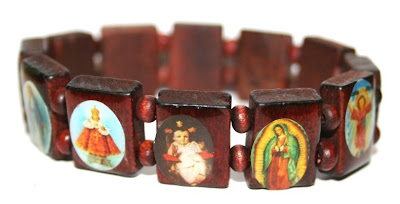 saint bracelet