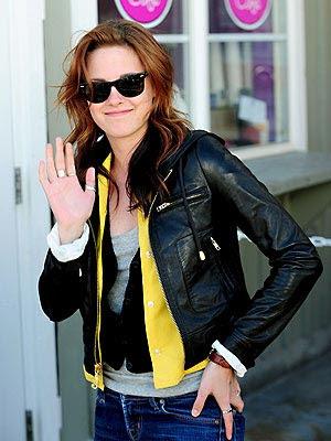 New Kristen Stewart Pics. Kristen Stewart New Moon