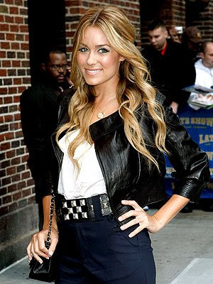 lauren conrad with brown hair. 2011 Lauren Conrad - new hair