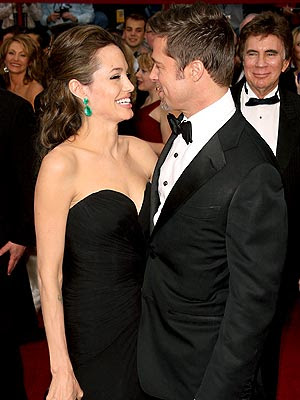 Brad Pitt Photos Of Angelina Jolie. angelina jolie and rad pitt