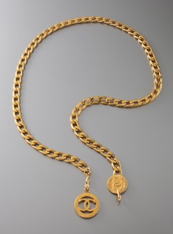 Chanel Vintage Gold Jewelry Sale ShoppingandInfocom