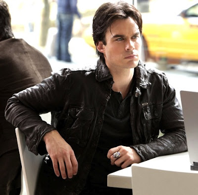 Celebrity Fashion Games  Boys  on Jacket From Vampire Diaries   Celebrity   Top News   Newsodrome
