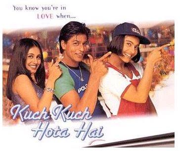Kuch Kuch Hota Hai - Bollywood Love Triangle