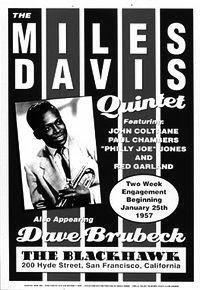 miles davis quintet 1957