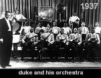 duke ellington and his orchestra 1937