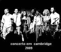 oi va voi concerto em Cambridge, 2009