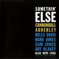 cannonball adderley - somethin' else (1999)