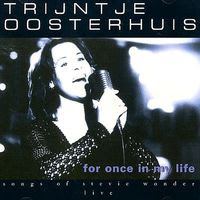 trijntje oosterhuis - for once in my life (1999)