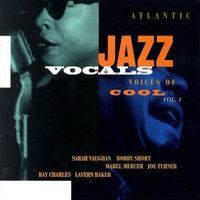 atlantic jazz vocals vol 1 (1990)