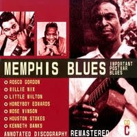 Memphis Blues: Important Postwar Blues - CD C