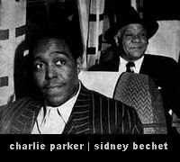 sidney bechet & charlie parker