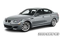 BMW M5 - Edition 2008: Electrifying Performance