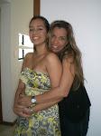 Mãe Liris e Filha Priscila