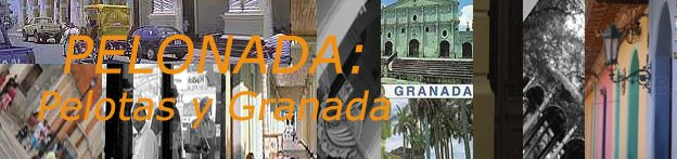 PELONADA: Pelotas y Granada