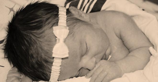 Just Born Malia