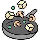 Tofu Sauteed