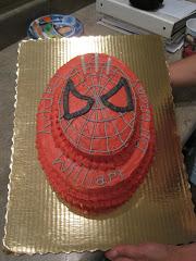 Tiered Spiderman