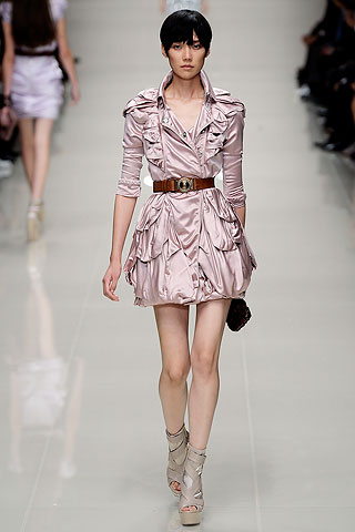 Runway look by Burberry Prorsum SS10