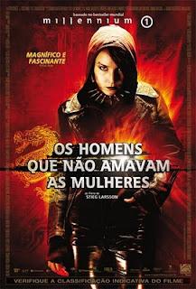 Filme Poster Os Homens Que Não Amavam As Mulheres DVDRip XviD Dual Audio