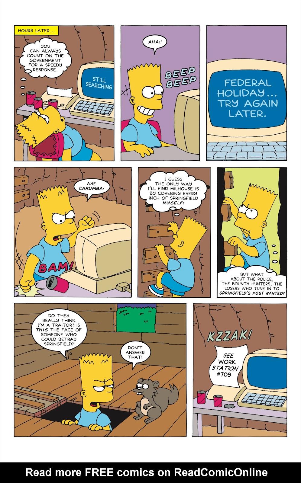 Read online Bartman comic -  Issue #5 - 10