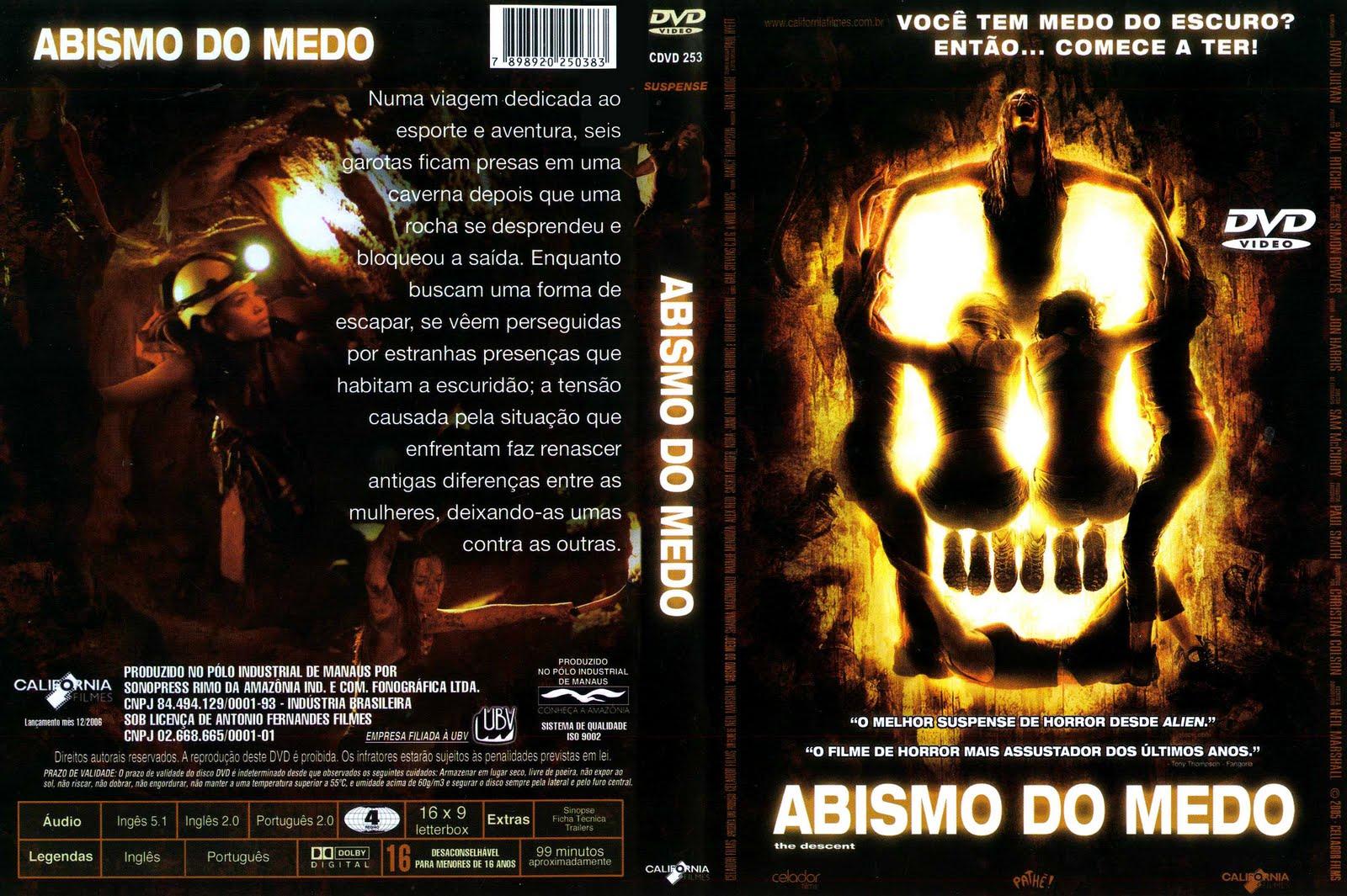 Abismo do Medo (2005) Torrent – Dublado BluRay Rip 1080p