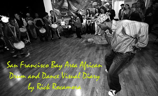 San Francisco Bay African Drum and Dance Visual Diary