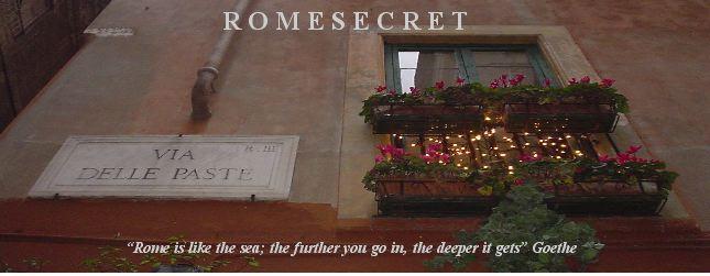 Romesecret